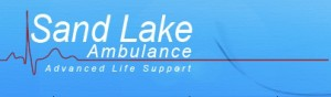 Sand Lake Ambulance logo - website